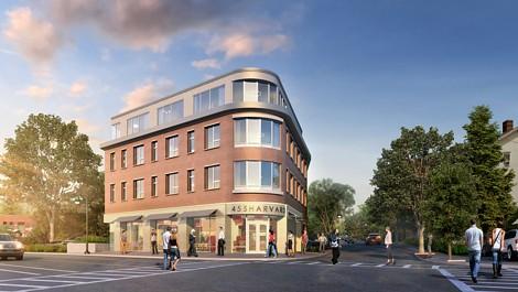 455 Harvard St Brookline MA