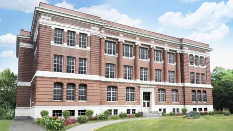 Cartewr School Apartments