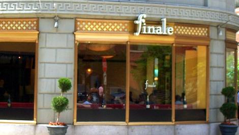 Finale Dessert Restaurant