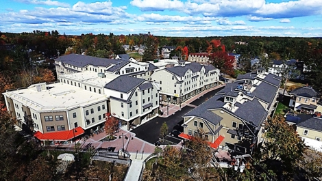 Madbury Commons Student Housing Durham NH